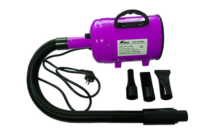 Профессиональный фен для сушки шерсти QY-1090A